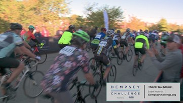 Thank you for participating in The 2019 Dempsey Challenge