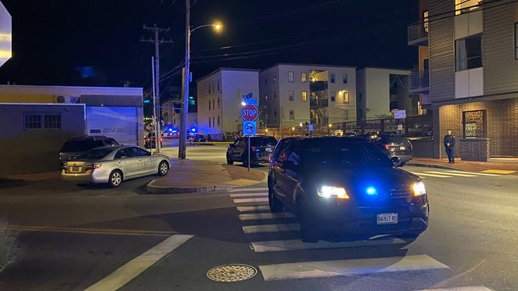 Fox Street in Portland closed, police on scene