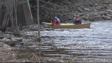 The Kenduskeag Stream Race, the unofficial start of spring
