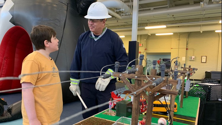 'STEM' Expo gets kids excited about a career in these majors