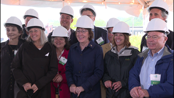 New hospice building breaks ground in Scarborough