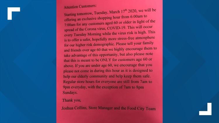 Food City Livermore Falls
