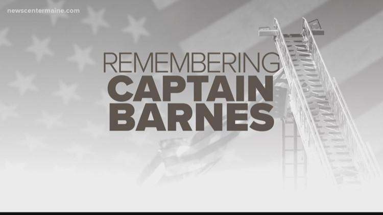 Special Report: Remembering Capt. Joel Barnes