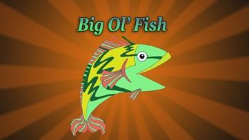 Big Ol' Fish 041820