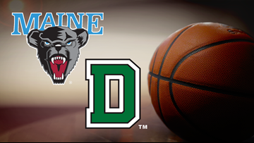 Black Bears won't tolerate any Dartmouthing off on their home court