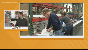 New Good Shepherd Center helps to feed Maine