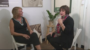 Cindy Williams meets the actress Cindy Williams