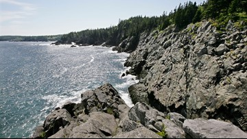 2 stranded Pembroke hikers rescued from Bold Coast Trail