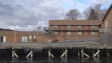 Boothbay waterfront hotel