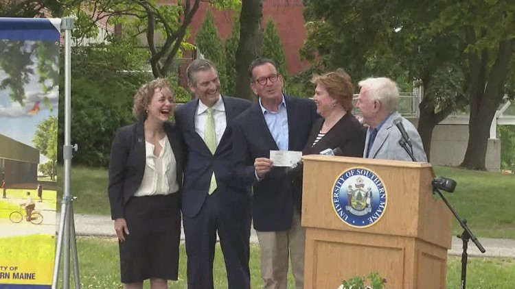 University of Southern Maine receives $5 million for new fine arts center from Bob Crewe's family foundation