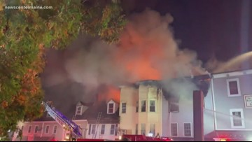 Update on Old Town apartment fire