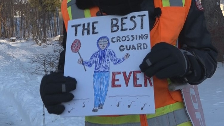 BEST CROSSING GUARD EVER
