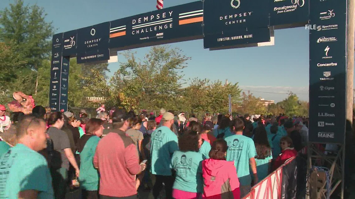 In-person Dempsey Challenge returns in one month