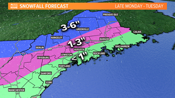 Wintry mix to impact Tuesday morning commute | Breton Blog