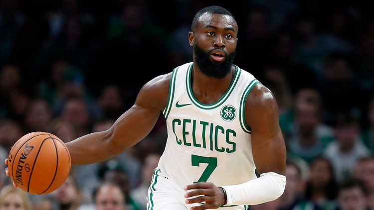 Brown stays green with the Celtics