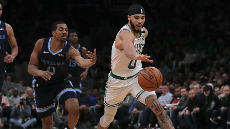 Tatum's injured groin still not as lame as the Grizzlies' offense