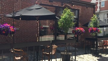 'We're at full capacity': Many restaurants in three counties reopen for outdoor dining