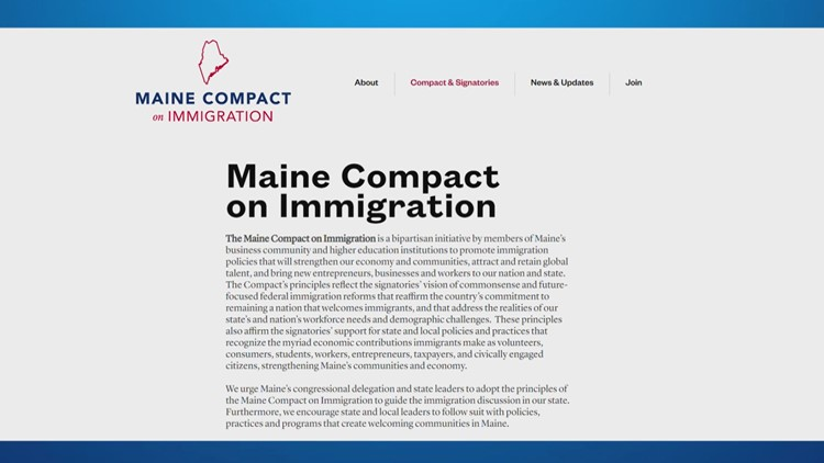 Maine business and higher education leaders announce 'Compact on Immigration'