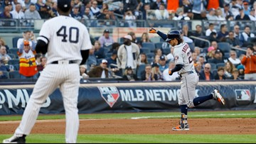 Long after he left the Red Sox system, Yankee fans still rub Reddick the wrong way