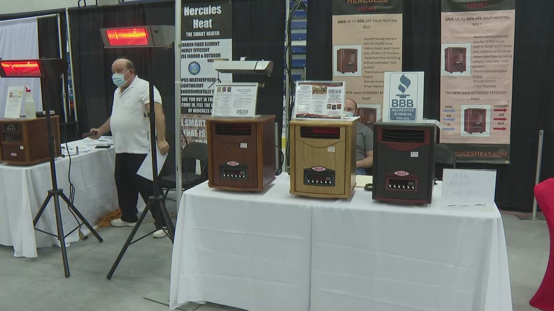 The Maine Home Show kicks off this weekend in Auburn