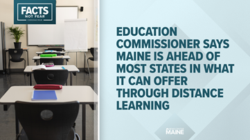 Education commissioner: 'we're all going to emerge from this way better than ever before'