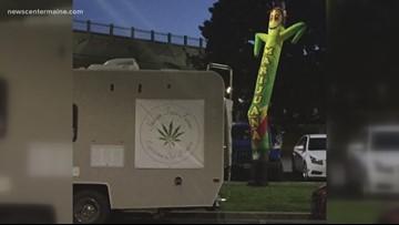 Bangor looks into marijuana sales out of van