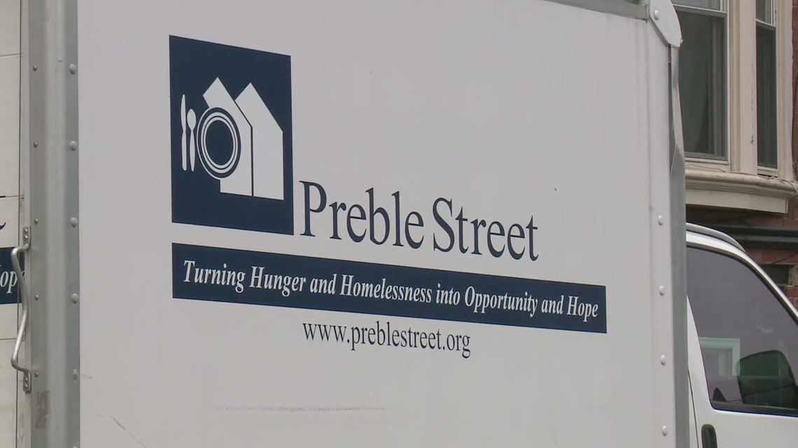 Preble Street Shelter works to get Mainers experiencing homelessness vaccinated