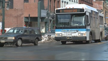 Greater Portland Metro bus line to temporarily reduce weekday service, stop charging fares amid coronavirus pandemic