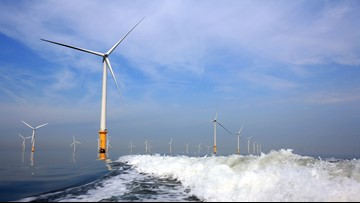 CMP to purchase renewable wind power from offshore project