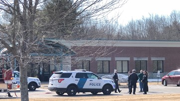 'Suspicious envelope' with white powder found at Dept. of Homeland Security office in South Portland