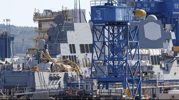 BIW gets another chance to bid on Coast Guard cutters