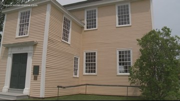 Celebrating historic Maine landmarks during bicentennial