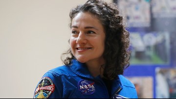 Caribou's Jessica Meir 1st Maine female astronaut to launch into space