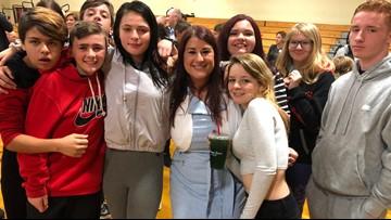 Gorham Teacher wins Maine's 2020 teacher of the year