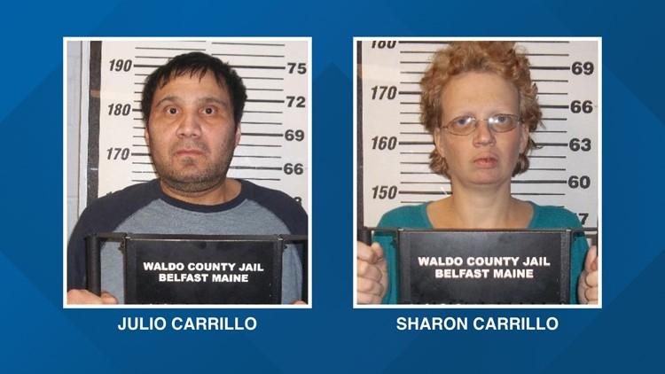 Julio and Sharon Carrillo