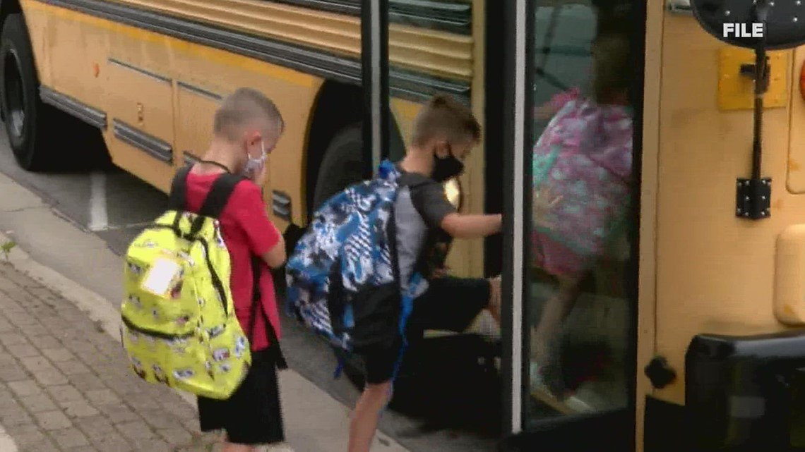 Maine superintendents react to new Maine CDC recommendation on masks in school