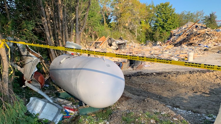 Gas supplier identified in Farmington explosion as investigation continues