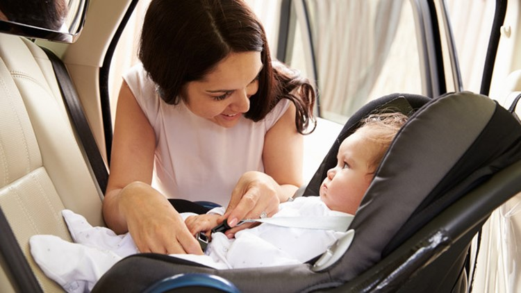 Maine's new child safety seat laws and what parents need to know