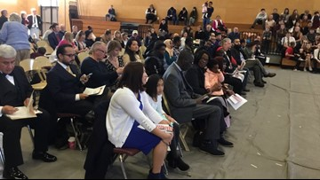 New citizens feel pride and emotion taking Oath of Allegiance to U.S.