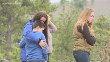 Community helps Shapleigh family that lost everything in house fire