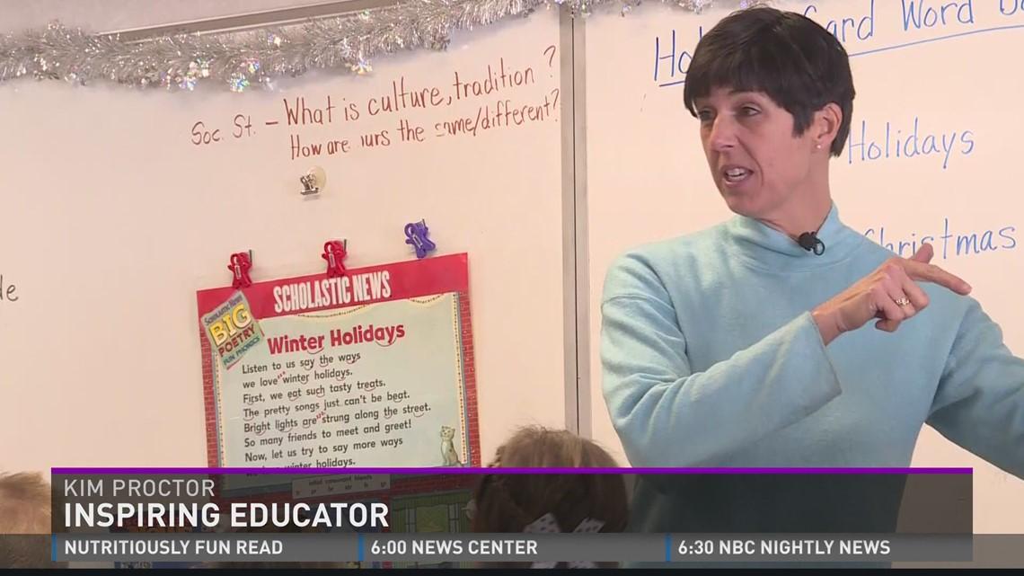 Inspiring Educator: Melissa Knight and Kim Proctor