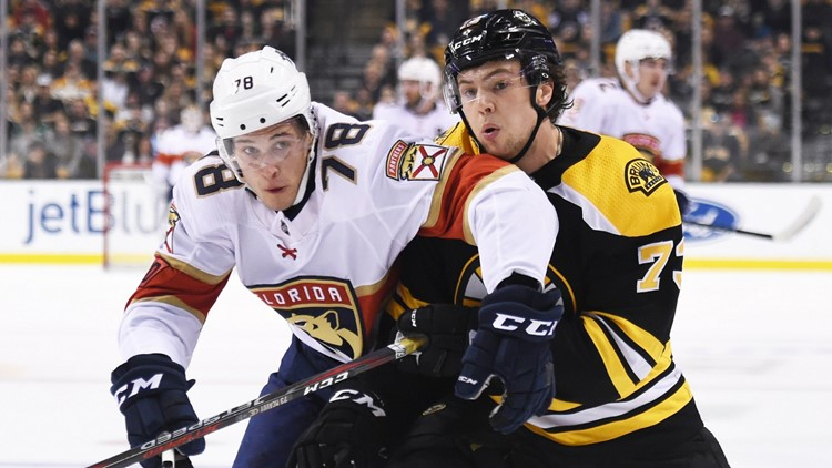 Matchups to watch in Round 1 vs Boston Bruins