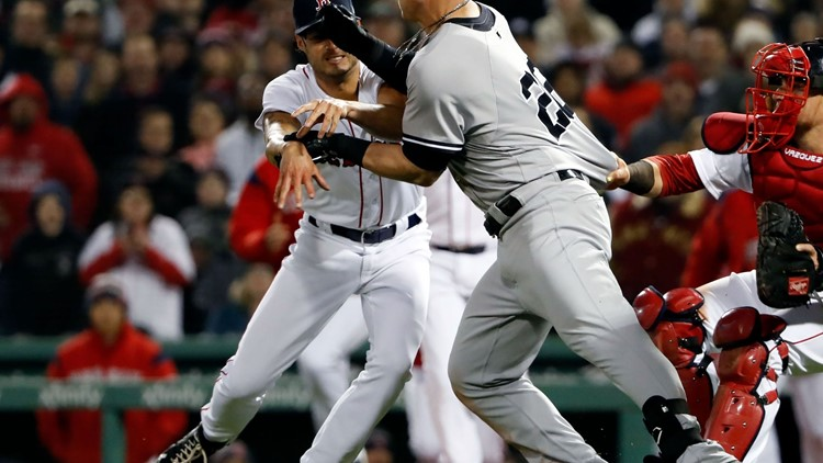 MLB Issues Suspensions, Fines In Wake Of Yankees-Red Sox Brawl