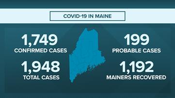 Maine Coronavirus Daily Update: Cape Memory Center now a focus for Maine CDC