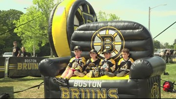 Bruins fans already excited for next season