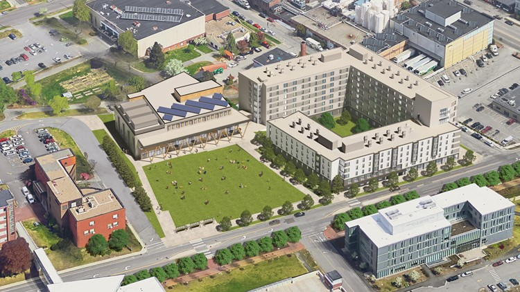 Trustees approve 580-bed housing project at USM