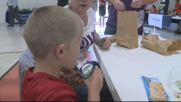 Lunch program keeps kids fed all summer long