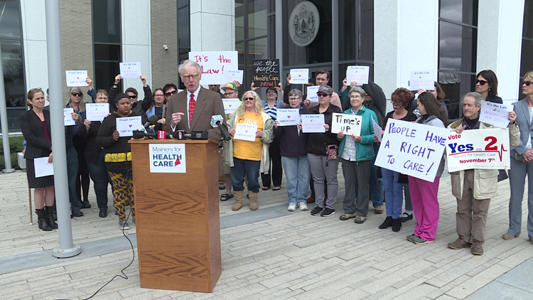 Advocates say they will take Maine Medicaid expansion fight to court
