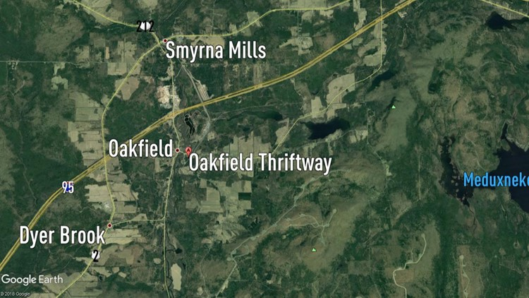 Police confirm officer-involved shooting in Oakfield