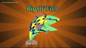 Big Ol' Fish 060819
